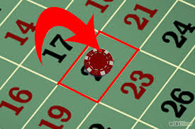 Types de paris sur la roulette : paris intérieurs sur la roulette