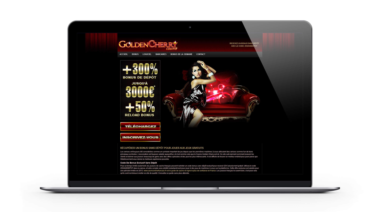 Golden cherry casino : les meilleures machines à sous en ligne