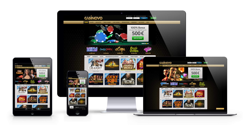 Casinovo : Récevez 100% Bonus Gratuit A Hauteur de 500€ En France
