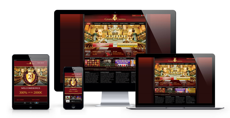 21Grand casino : jouez sur le meilleur casino en ligne français
