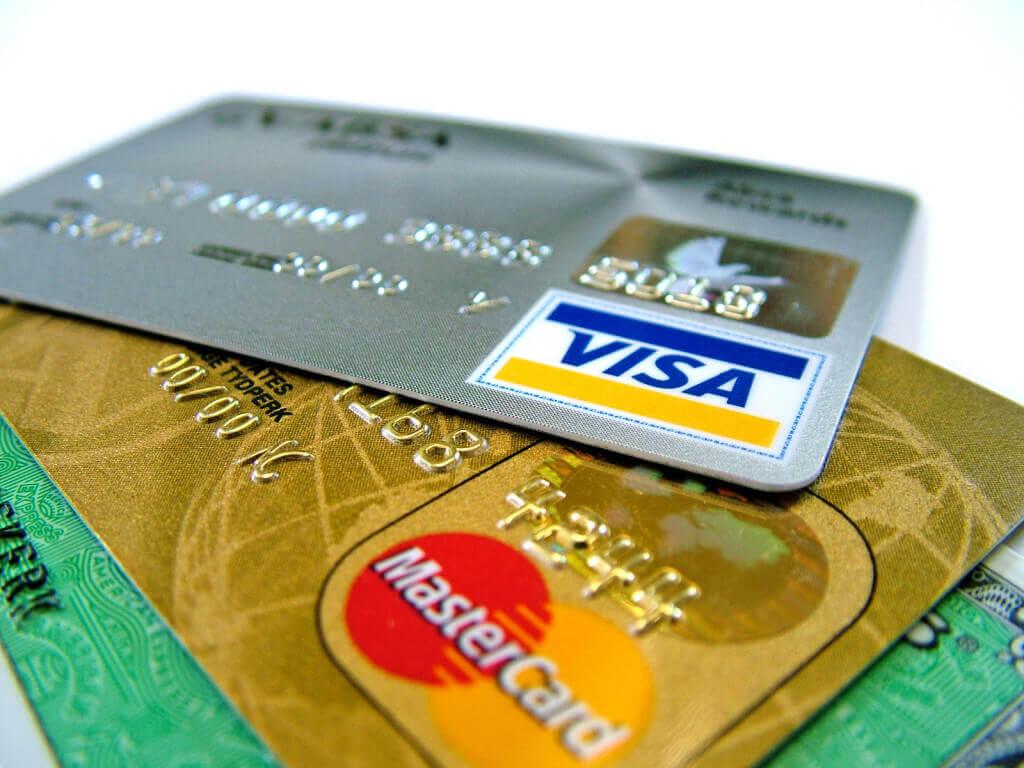 carte de crédit et de débit : Méthode de paiement dans le casino