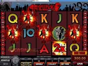 Machine à sous Hellboy gratuit dans Microgaming casino