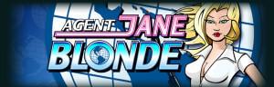 Jouez sur la machine à sous Agent Jane Blonde Français Revue 2016