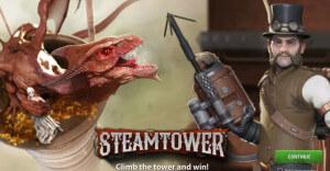 Steam Tower Français Revue 2016