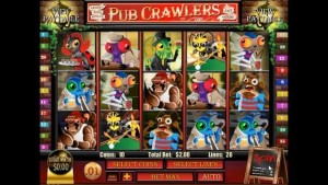 Pub crawlers Français Revue 2016