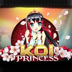 Koi Princess : Machine à sous en ligne français