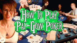 Jouez au Pai Go poker en ligne