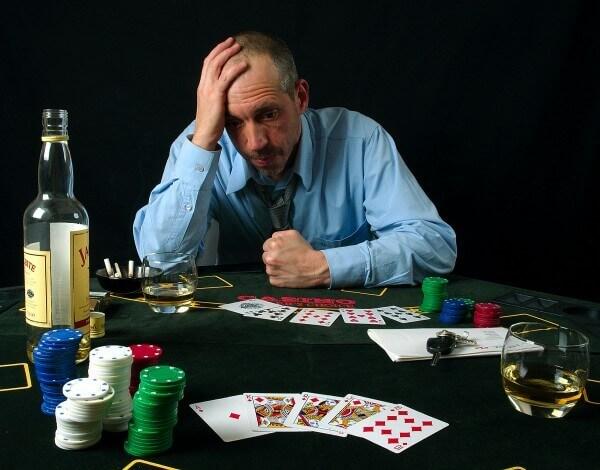 Addiction au jeu : Les Symptômes