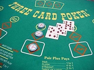 3 card poker : un jeu de cartes populaire en France