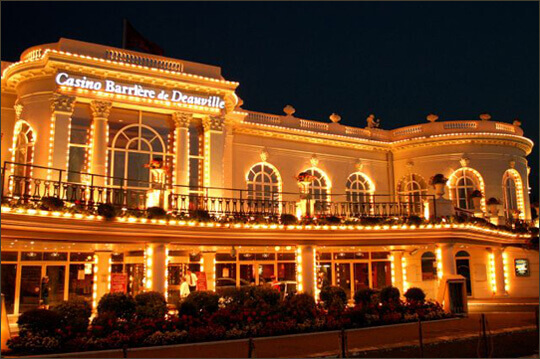 Casino terrestre : les meilleurs casinos terrestre en France