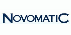 Novomatic : Machines à sous en ligne sur mobile