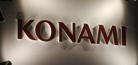 Konami : Machines à sous en ligne