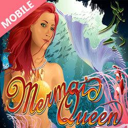 Mermaid Queen : Découvrez la machine à sous sur La Riviera casino
