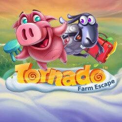 Tornado Farm Escape , la machine à sous de NetEnt