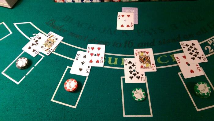 Gagner rapidement au blackjack : le compatage des cartes