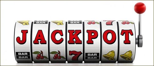 Jackpots progressifs en ligne