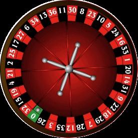 Roulette avec croupier en direct