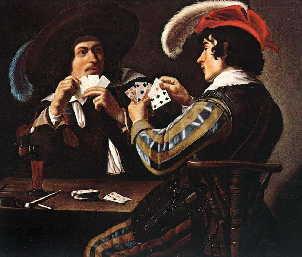 Jeux casino et jeux de cartes dans l'histoire