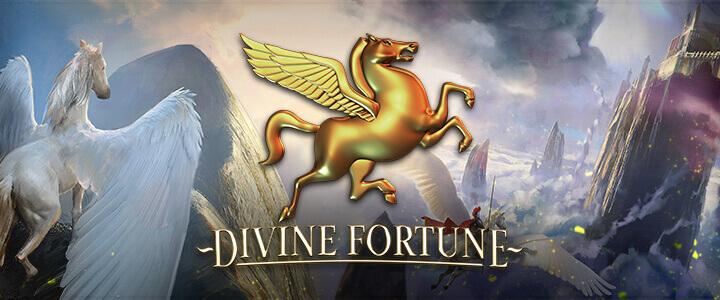 Divine fortune, la nouvelle machine à sous de NetEnt vous attend!