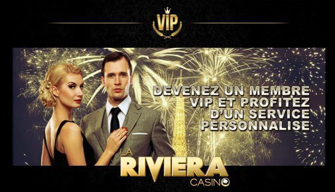 VIP PROGRAMME DE LA RIVIERA CASINO