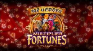 108 heroes - Machine à sous en ligne gratuit