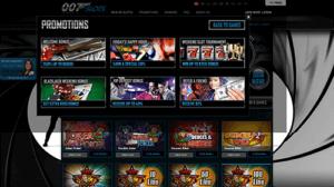 Méthodes de paiement en ligne et options bancaires disponibles sur 007Slots casino