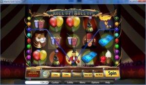 Bonus en ligne gratuit et promotions en ligne sur Atlantis Gold Casino