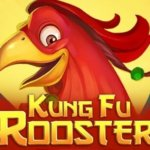 Kung fu rooster : machine à sous RTG