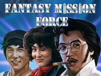 Fantasy Mission Force slot en ligne