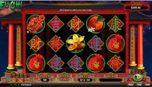 Jouez sur Fu chi sans dépôt et en argent réel