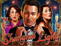 Shangai Lights - Machine à sous en ligne gratuit en France