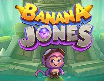Nouvelle slot Banana Jones