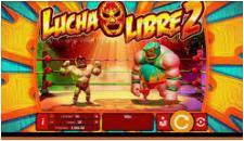 machine a sous Lucha Libre 2