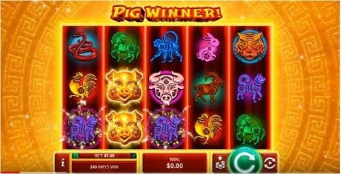 Jouer sur Pig Winner