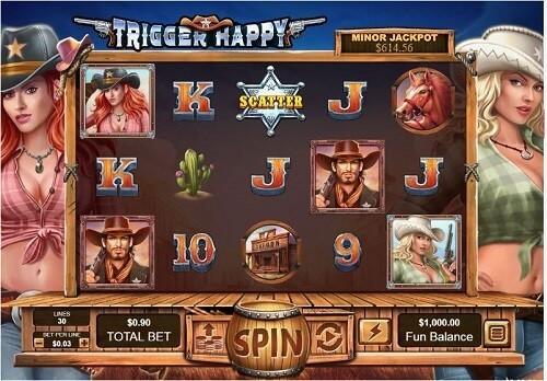 slot Trigger Happy