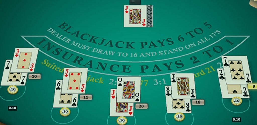 Blackjack 6:5