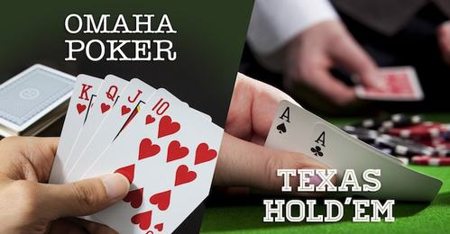 Texas Holdem vs Omaha