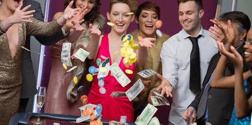 Les Joueurs de Casino Riches
