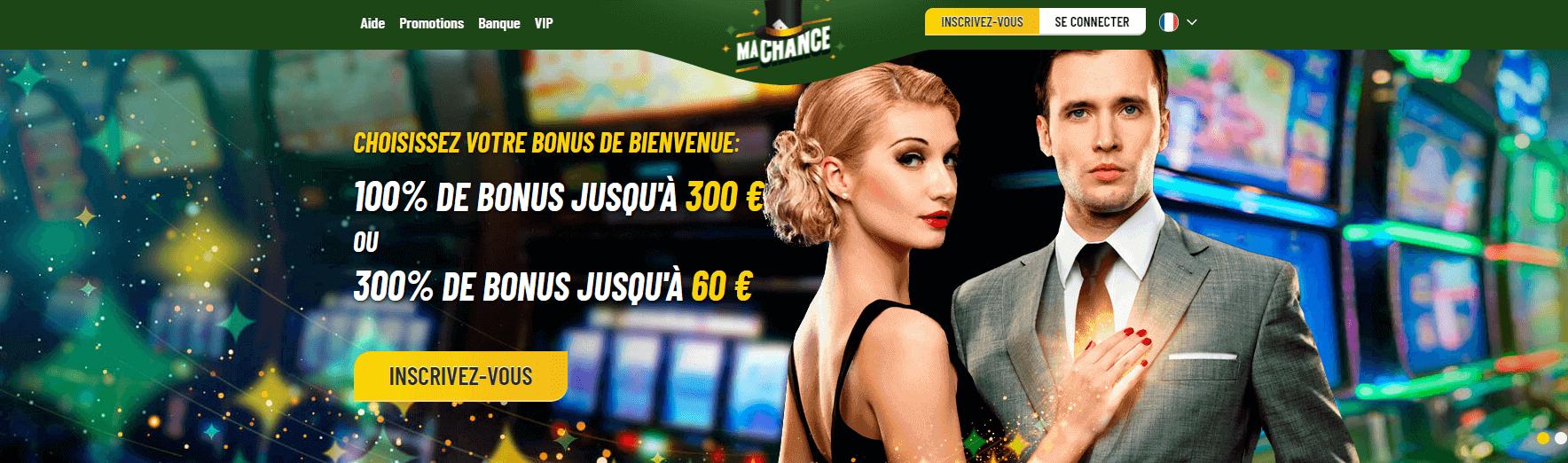 Ma Chance Casino Revue