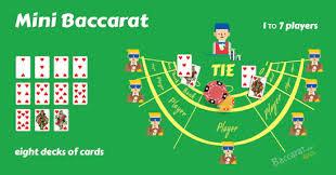 Mini Baccara en ligne