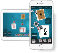 Blackjack sur Mobile