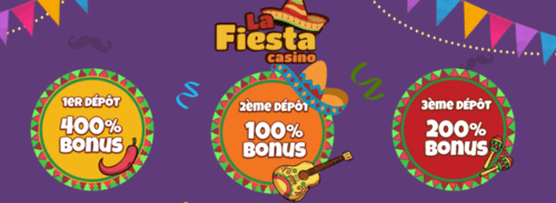 La Fiesta Casino en Direct