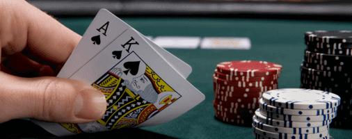 Parier Gros au Blackjack