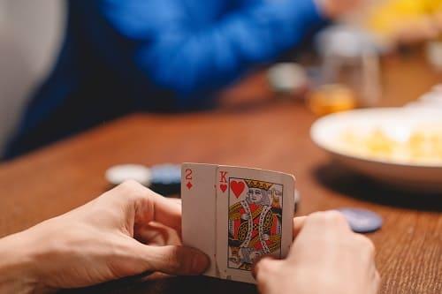 Strategie du poker